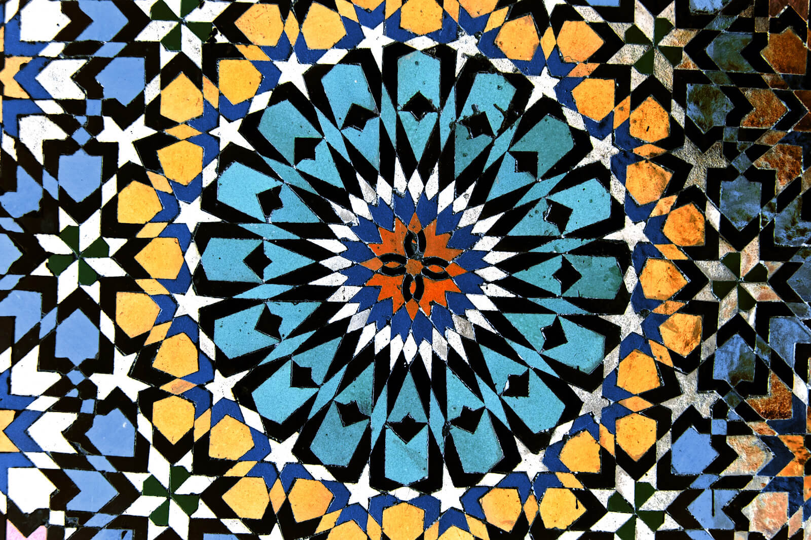islamic tile history and inspiration