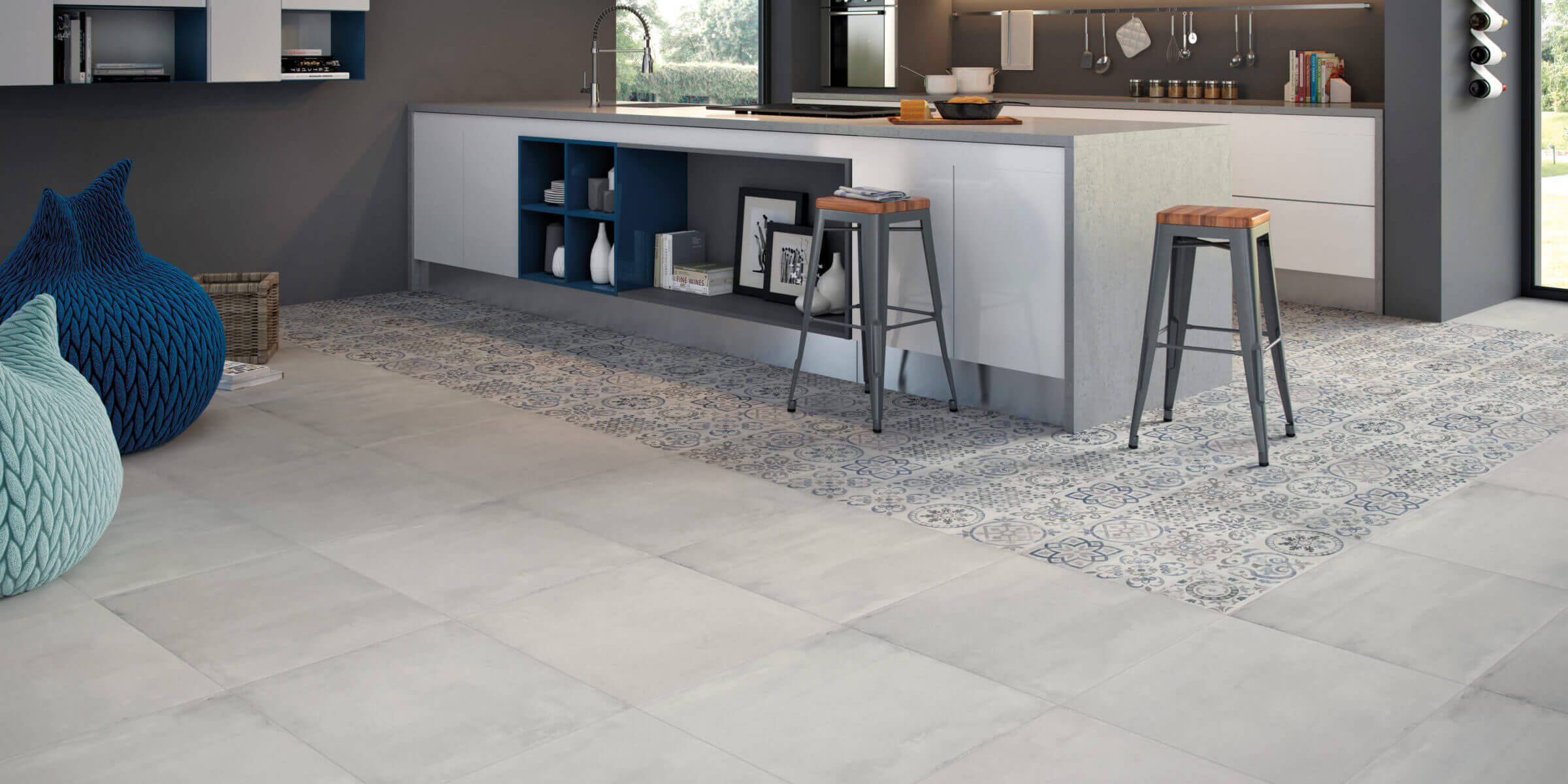 cool kitchen flooring tile trends why