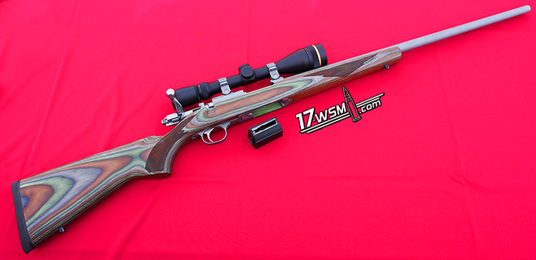 New Ruger 17 Wsm Debuted At The 2015 Shot Show