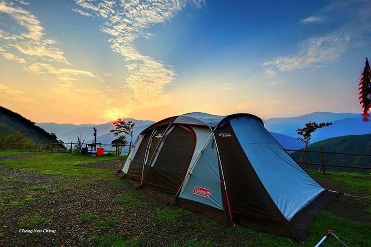 【17露營嚴選營區】雲起露營區