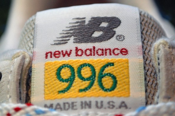 New Balance M996 PD Made in USA Tan Leather_22