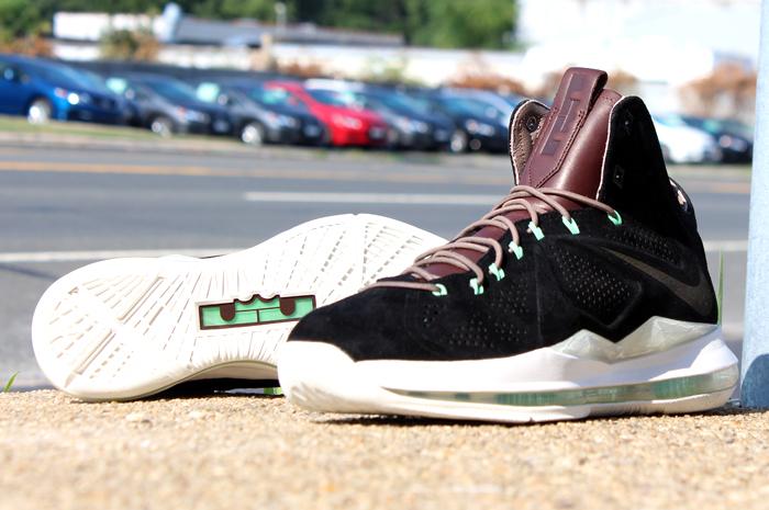Nike Lebron X Ext QS Black Suede_04