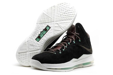 Nike Lebron X Ext QS Black Suede_07