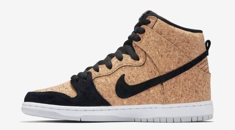 Nike SB Dunk High Cork_13