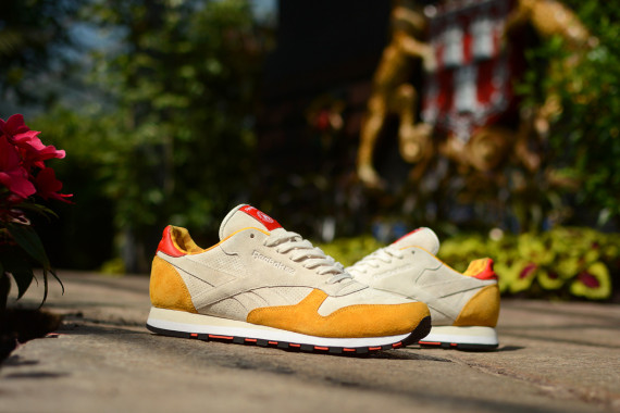 Reebok Classic Leather 30th Anniversary Aberdeen Leopards x Hanon_09