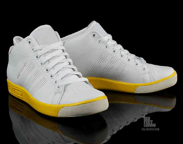 Adidas ObyO Forest Hills Mid Sunshine Yellow x DB_15