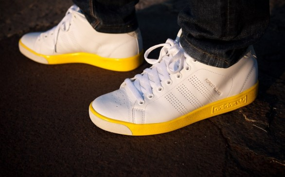 Adidas ObyO Forest Hills Mid Sunshine Yellow x DB_21