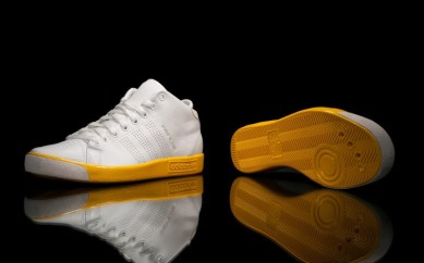 Adidas ObyO Forest Hills Mid Sunshine Yellow x DB_23