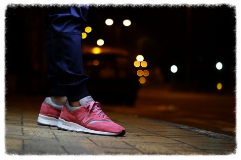 New Balance 997 Rosé Made in USA x Concepts_68