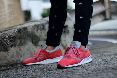 New Balance 997 Rosé Made in USA x Concepts_69