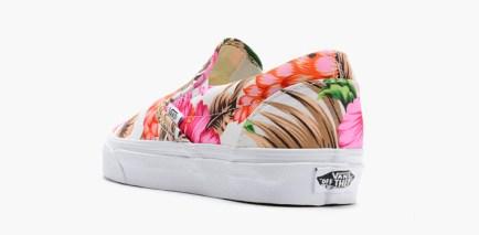 Vans Slip-On Hawaiian Floral White_12
