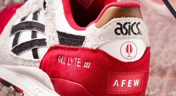 Asics Gel Lyte III Koi x Afew_19
