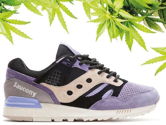 Saucony Grid SD x Sneaker Freaker Kushwhacker_21