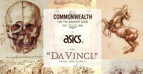 Asics Gel Lyte V Da Vinci x Commonwealth_10