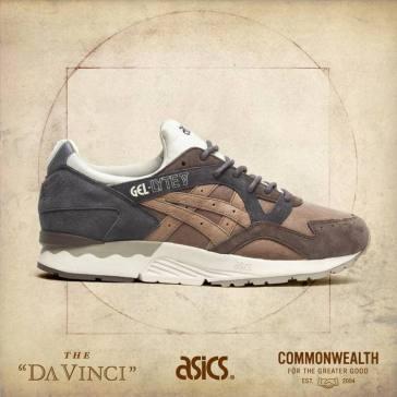 Asics Gel Lyte V Da Vinci x Commonwealth_18