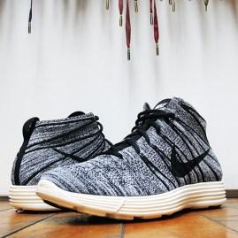 Nike Lunar Flyknit Chukka Black Sail_36