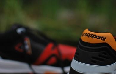 Le Coq Sportif R1000 Black Swan x High & Lows_119