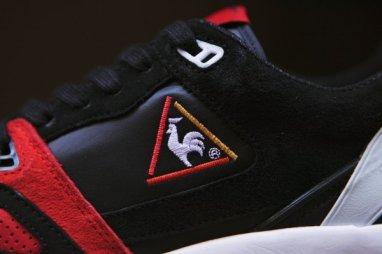 Le Coq Sportif R1000 Black Swan x High & Lows_22