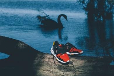 Le Coq Sportif R1000 Black Swan x High & Lows_76