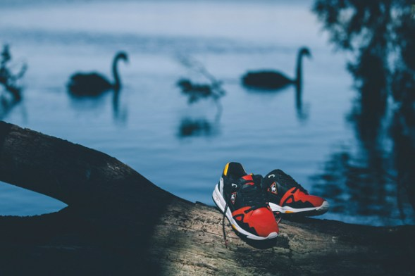 Le Coq Sportif R1000 Black Swan x High & Lows_81
