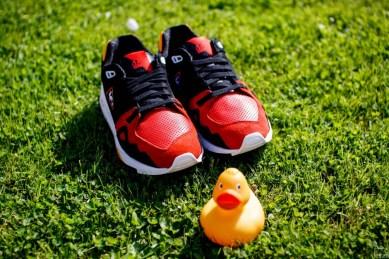Le Coq Sportif R1000 Black Swan x High & Lows_96