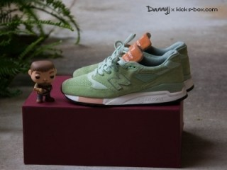 New Balance 998 Tannery x Concepts_28