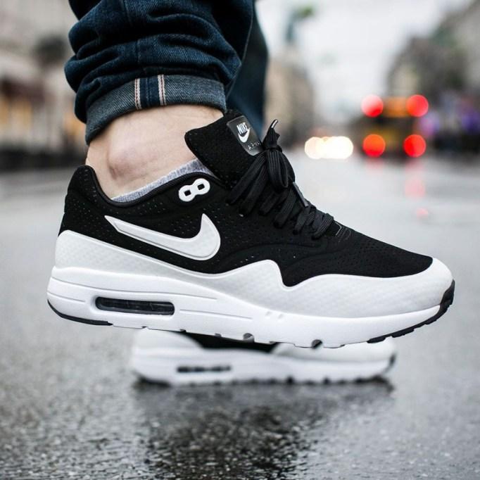 Nike Air Max 1 Ultra Moire Black&White_14