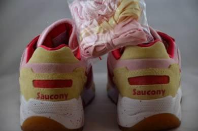 Saucony G9 Shadow 5 Vanilla Strawberry_23