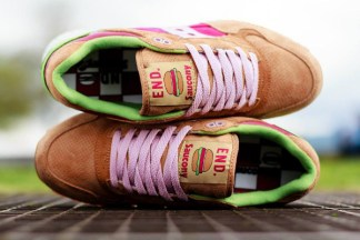 Saucony Shadow 5000 Burger x END_124