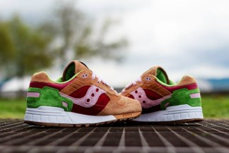 Saucony Shadow 5000 Burger x END_125