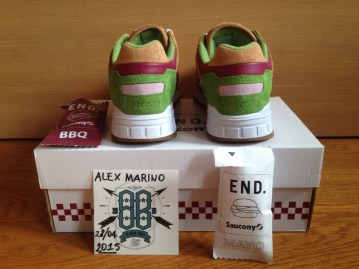 Saucony Shadow 5000 Burger x END_133