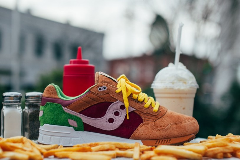 Saucony Shadow 5000 Burger x END_135