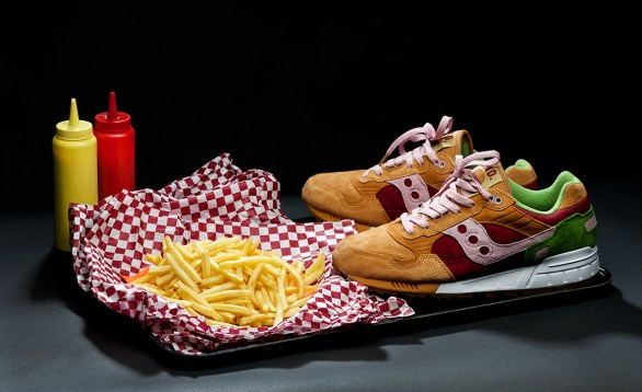 Saucony Shadow 5000 Burger x END_137