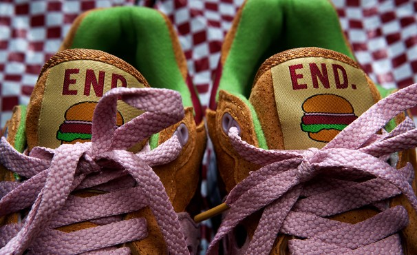 Saucony Shadow 5000 Burger x END_142