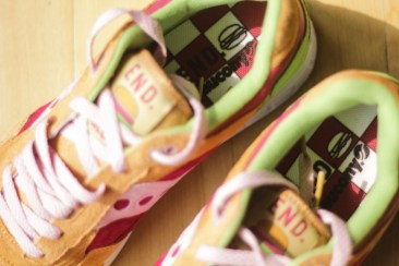 Saucony Shadow 5000 Burger x END_149
