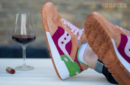 Saucony Shadow 5000 Burger x END_169