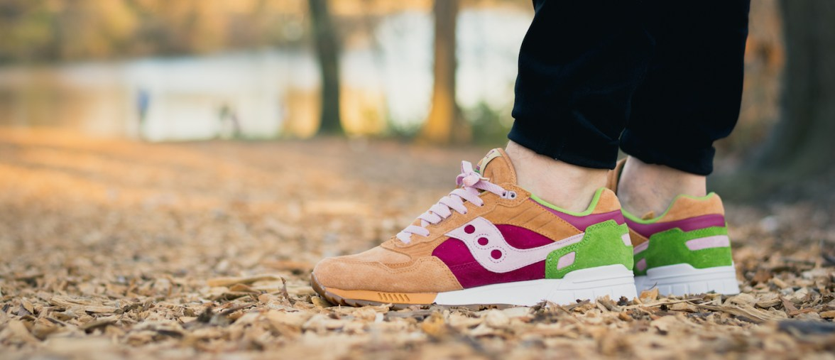 Saucony Shadow 5000 Burger x END_52