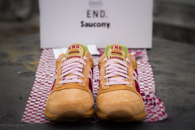Saucony Shadow 5000 Burger x END_79