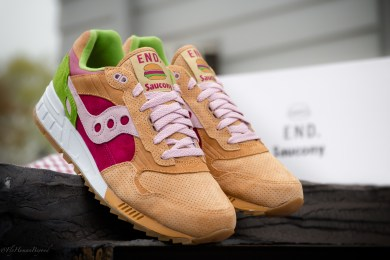 Saucony Shadow 5000 Burger x END_86