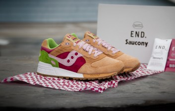 Saucony Shadow 5000 Burger x END_ID