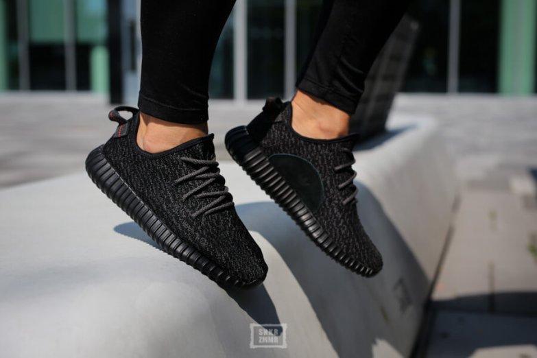 Adidas Yeezy Bost 350 Pirate Black _01