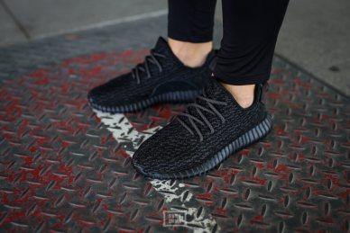 Adidas Yeezy Bost 350 Pirate Black _10