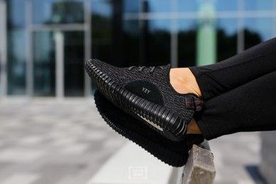 Adidas Yeezy Bost 350 Pirate Black _13