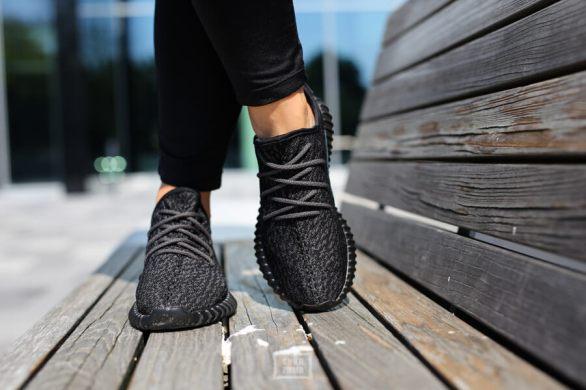 Adidas Yeezy Bost 350 Pirate Black _15