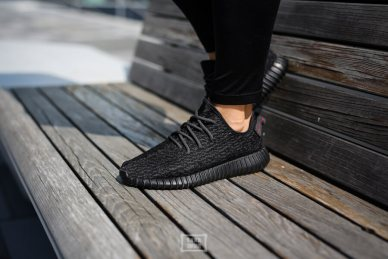 Adidas Yeezy Bost 350 Pirate Black _16
