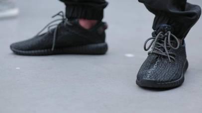 Adidas Yeezy Bost 350 Pirate Black _32