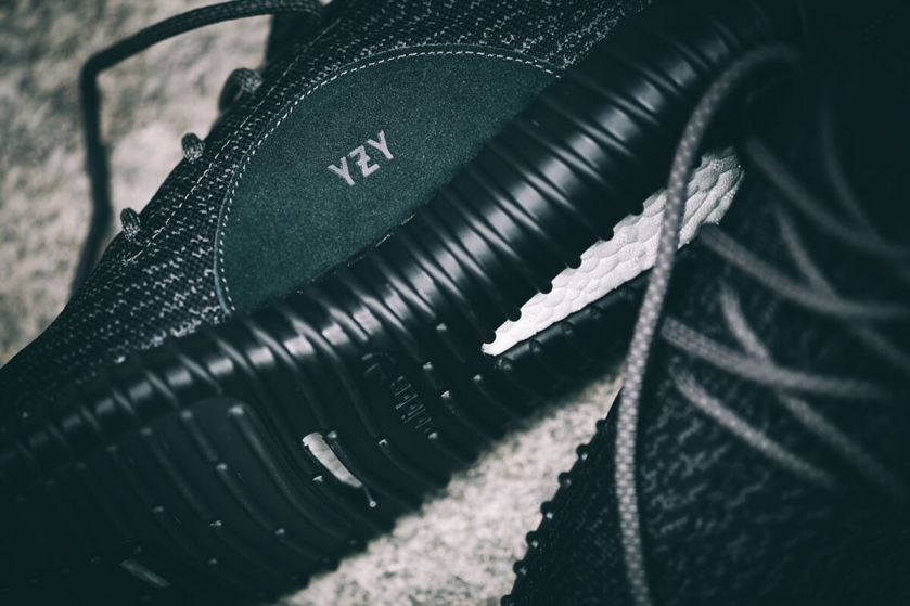 Adidas Yeezy Bost 350 Pirate Black _40