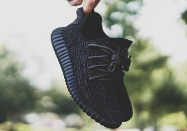 Adidas Yeezy Bost 350 Pirate Black _47