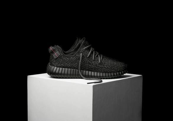 Adidas Yeezy Bost 350 Pirate Black _54