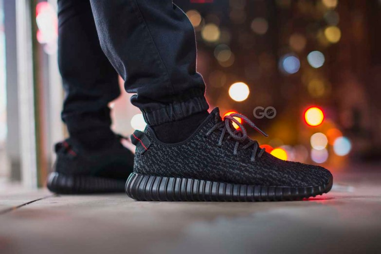 Adidas Yeezy Bost 350 Pirate Black _89